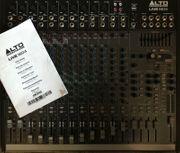 Mischpult Mixer ALTO 1604 live
