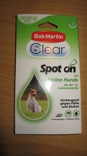 Bob Martin Clear Spot On