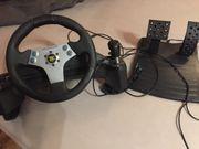 Racing Lenkrad für PC