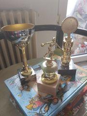 Pokale und Medallien
