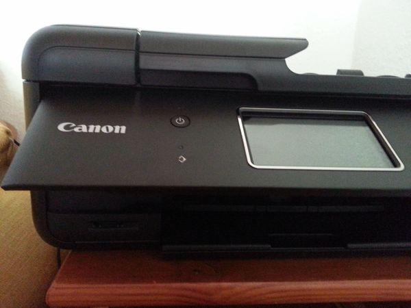 Canon PIXMA TR8550 - druckt bis A3 - Multifunktionsdrucker