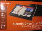 Navigation Gerät mit Dash Cam