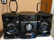 Verkaufe Sony Kompaktanlage HCD-EC69