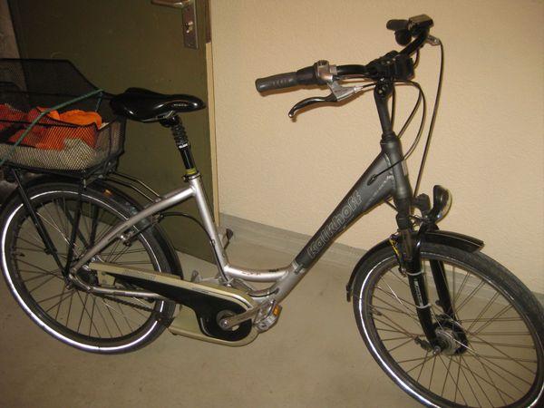 Kalkhoff E-Bike Agutta C7 26