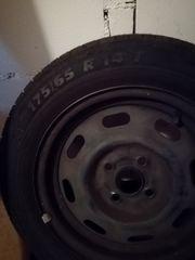 4 Sommer Reifen auf 4x100