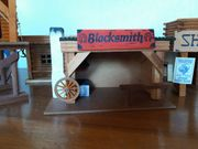Elastolin Spielzeug 7639 Blacksmith