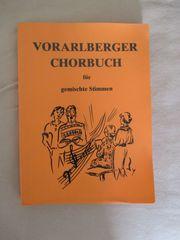 Vorarlberger Chorbuch