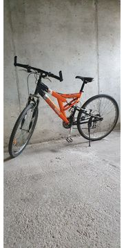 Mountainbike 28-Zoll fully