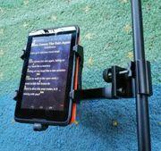 Tablet Ipad Halterung für Mic