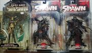 Spawn Dark Ages Figuren