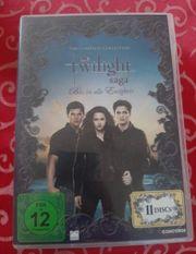 Twilight DVD Box