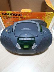 Grundig Stereo Radio Recorder mit