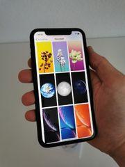 iPhone XR Black 64GB mit