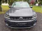 VW Tiguan 4Motion DSG