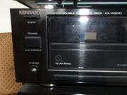 Kassettendeck Kenwood KX-W 6010