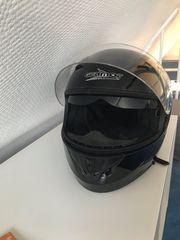Motorradhelm inkl Nierengurt