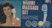 Wärme - Massage - Set