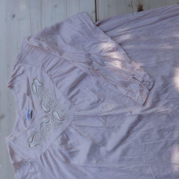 Nachthemd Größe 50 52 Baumwolle