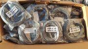 10x Avaya CAT5E Netzwerkkabel Patchkabel