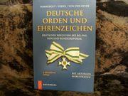 Deutsche Orden und Ehrenzeichen mit