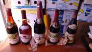 Mehrere Wein Spätburgunder und Cotes