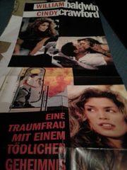 1995 Debütfilm Plakat Cindy Crawford