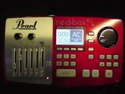 Pearl Red Box E-Drum Soundmodul