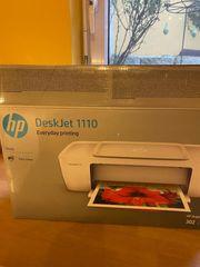 HP Deskjet 1110 Drucker