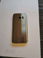 Samsung Galaxy S7 Gold Top