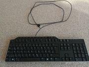 Dell Business-Multimedia-Tastatur KB522 schwarz