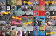 Konvolut Langspielplatten LP Internationale Gruppen