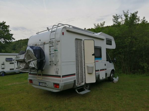 Wohnmobil Fiat Dukato 1 9