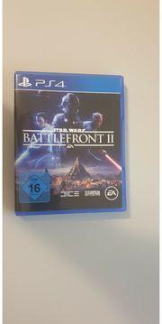Battlefront 2 ps4 keine Kratzer