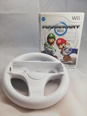 Mario Kart inkl original Lenkrad