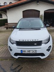 Landrover Discovery Sport Black Edition