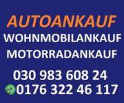 Auto-Ankauf Wohnmobil-Ankauf Berlin Auto Wohnmobil-verkaufen