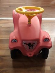 Big Bobby car Rutschauto pink
