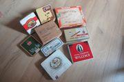 Cigarillos - Zigarrren Dosen und Schachteln