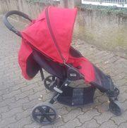 Britax b-agile Kinderwagen rot