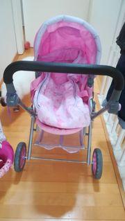 Puppenwagen Baby born