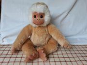 Affe Plüschtier Kuscheltier