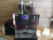 WMF Bistro EdelstahlSchwarz Kaffeevollautomat Bestmax