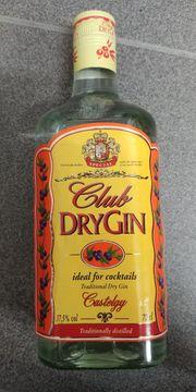 Club Dry Gin 0 7l