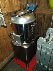Kartoffelschälmaschine Beeketal