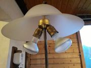 alte Stehlampe