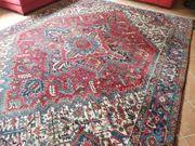 Antiker Orientteppich schwere Qualität Perser