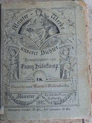 Meisterwerke unserer Dichter Die Judenbuche