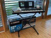 Keyboard Yamaha PSR-E343 neuwertig