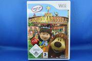 Nintendo Wii Spiel Zauberkaressell Neu