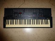 Keyboard Yamaha PSR-410 voll funktionsfähig